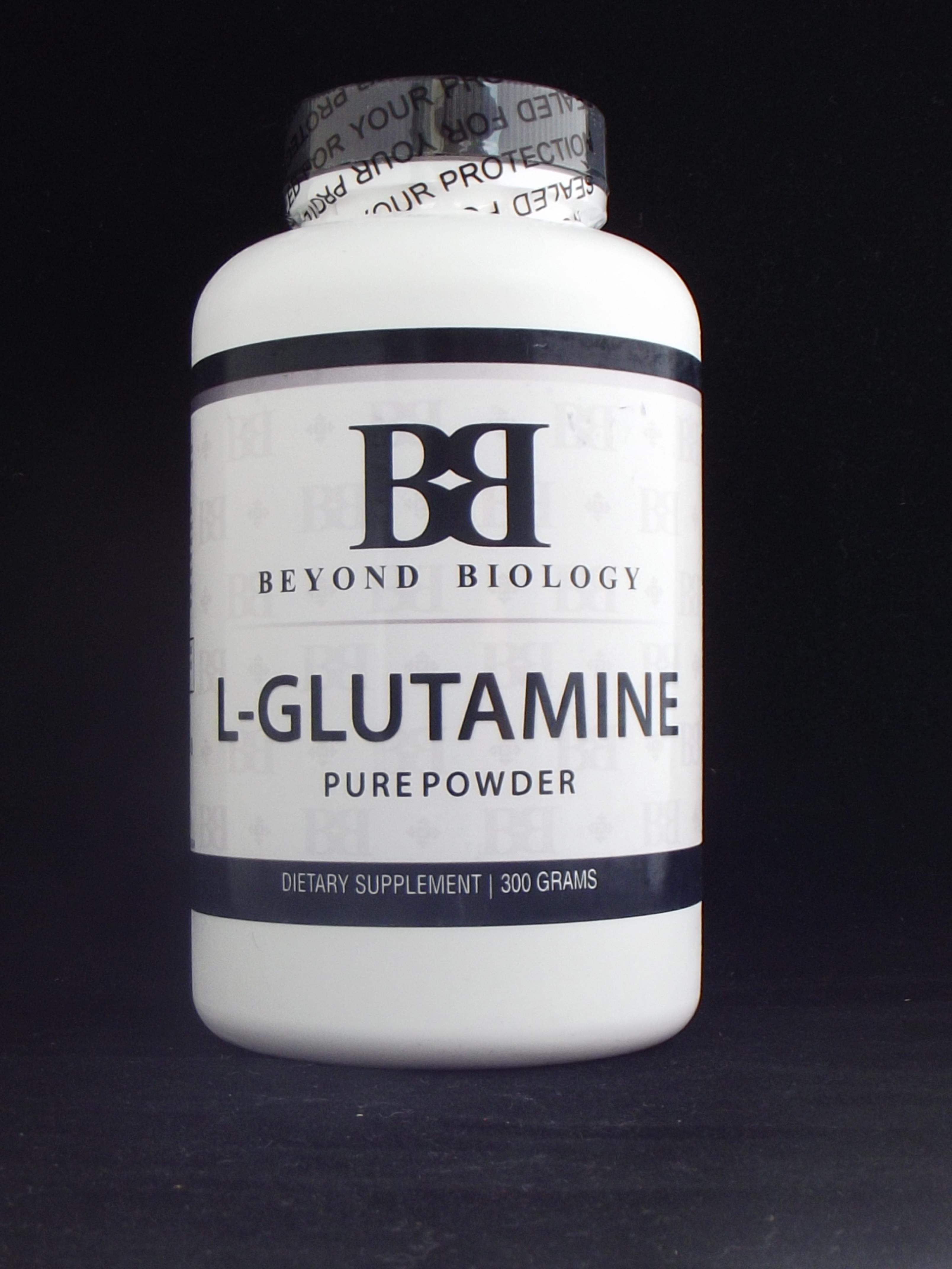 Naturally Get Glutamine