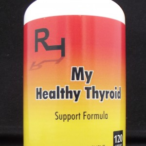My Healthy Thyroid 120 cap