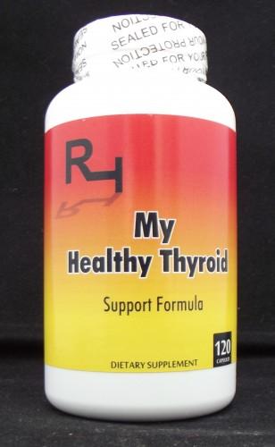 My Healthy Thyroid 120 cap