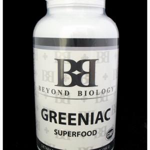 Greeniac 10 oz Superfood Powder