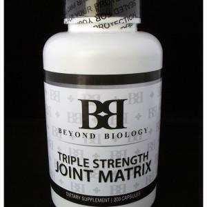Triple Strength Joint Matrix 200 Caps