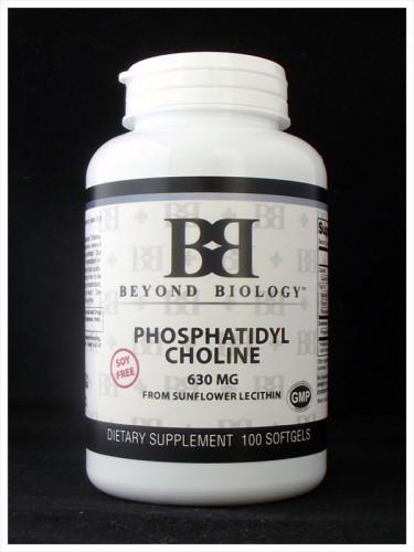 Phosphatidyl Choline Soy Free