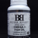 Omega 3 Fish Oil 90 enteric coated softgels
