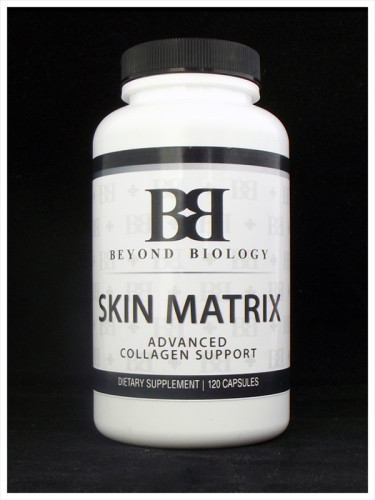 Skin Matrix Collagen Support 120 caps