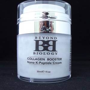 Collagen Booster Nano K Peptide Cream 1oz