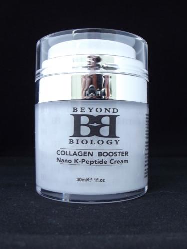 Collagen Booster Nano K Peptide Cream 1oz