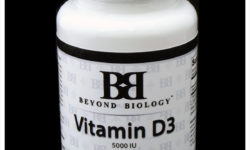 Vitamin D 3 5000iu 120 Caps